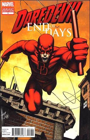 Daredevil: End of Days 1-B by Marvel