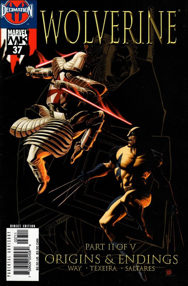 Wolverine (2003)  37-A by Marvel