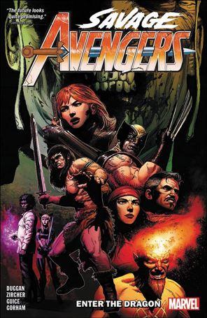 Savage Avengers 3-A