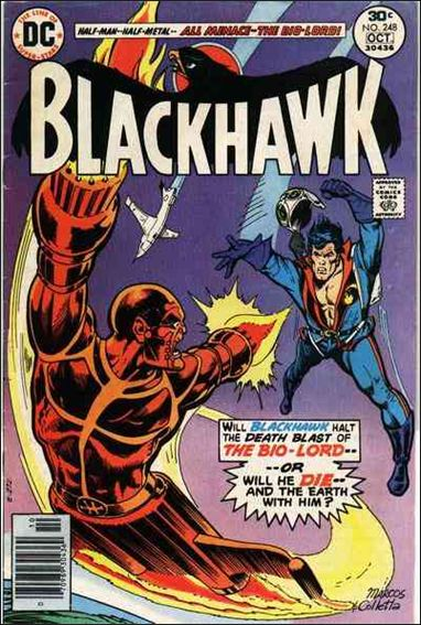Blackhawk (1944) 248-A by DC