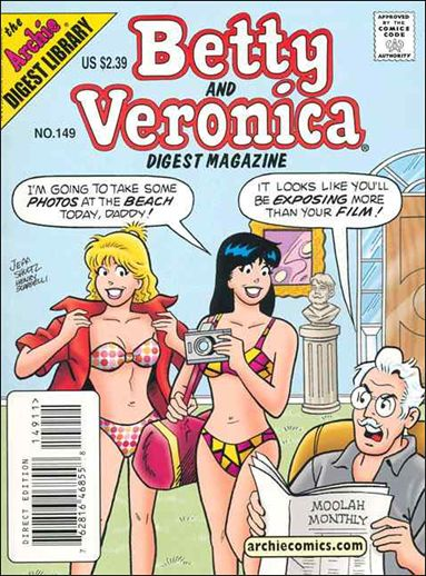That betty veronica lesbian recommend