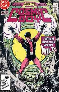 Cosmic Boy 1-A by DC