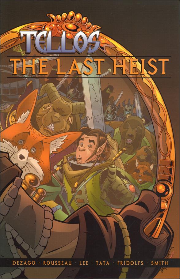 Tellos: The Last Heist ???-A by Image