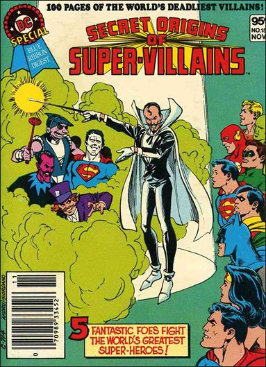 DC Special Blue Ribbon Digest 15-A by DC
