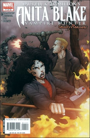 Anita Blake, Vampire Hunter - Guilty Pleasures 11-A by Marvel