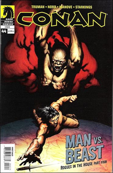 Conan (2004) 44-A by Dark Horse