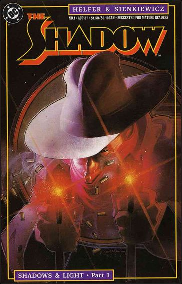 Shadow (1987) 1-A by DC