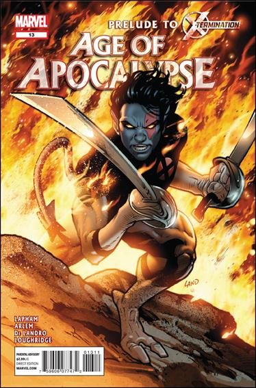 Age of Apocalypse (2012) 13-A by Marvel