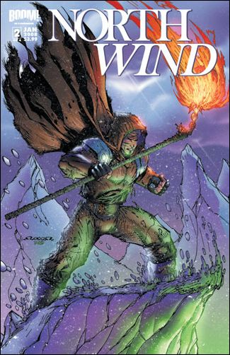 North Wind 2-A by Boom! Studios