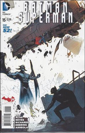 Batman/Superman 15-E