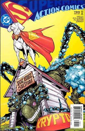 Action Comics (1938) 789-A