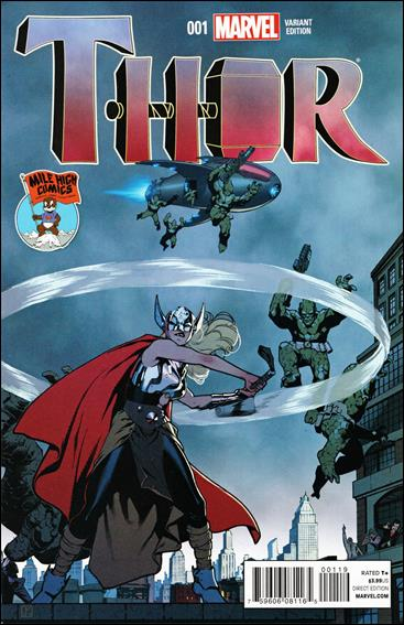 Thor (2014) 1-L by Marvel