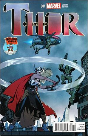Thor (2014) 1-L