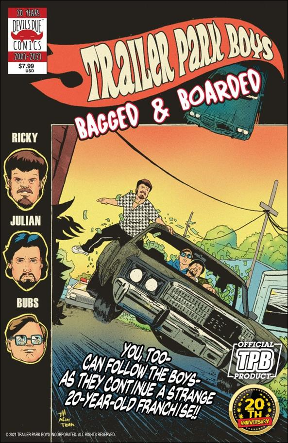 Trailer Park Boys: Bagged and Boarded nn-A by Devil's Due