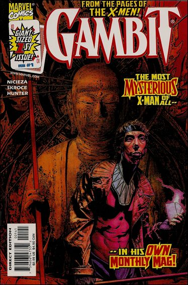 Gambit (1999) 1-E by Marvel