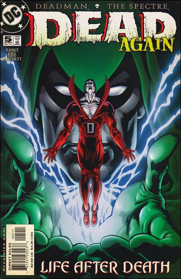 Deadman: Dead Again 5-A by DC