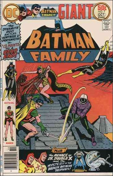 Batman Family 7-A by DC