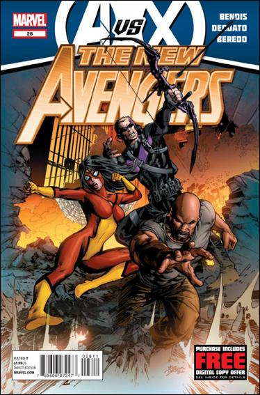 New Avengers (2010) 28-A by Marvel