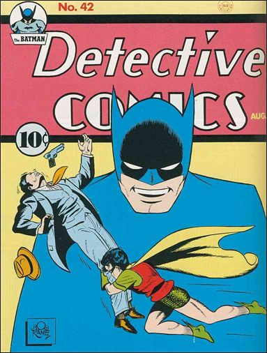 Detective Comics (1937) 42-A by DC