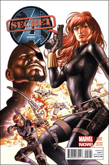 Secret Avengers (2013) 2-B by Marvel
