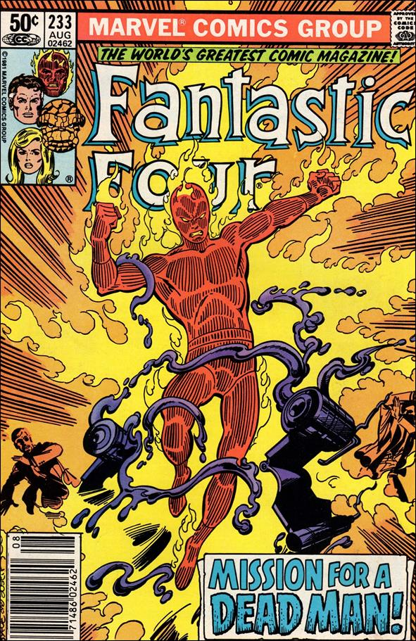 Fantastic Four (1961) 233-A by Marvel