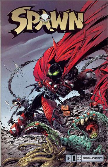 Spawn 134-A by Image