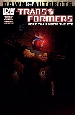 Transformers: More Than Meets the Eye (2012) 33-A