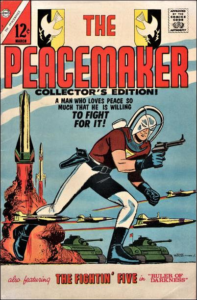 Peacemaker (1967) 1-A by Charlton