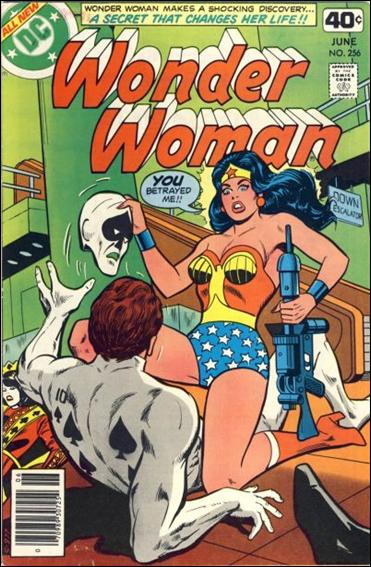 Wonder Woman (1942) 256-A by DC