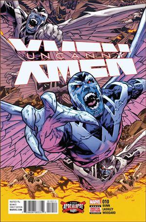 Uncanny X-Men (2016) 10-A