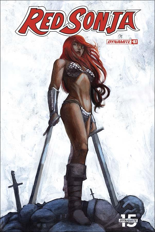 Red Sonja (2019) 7-G by Dynamite Entertainment