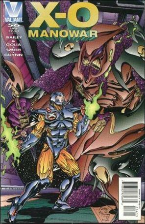 X-O Manowar (1992) 56-A