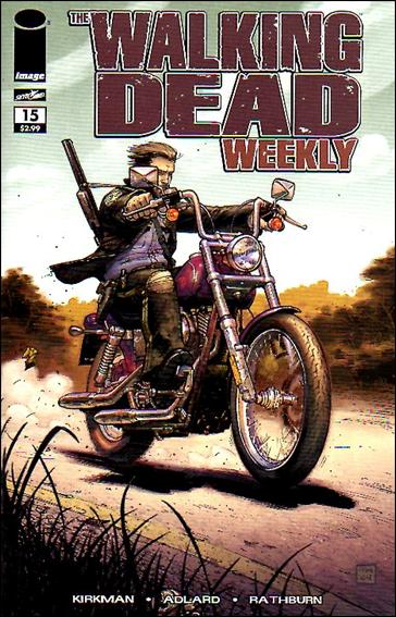 Walking Dead Weekly 15-A by Image