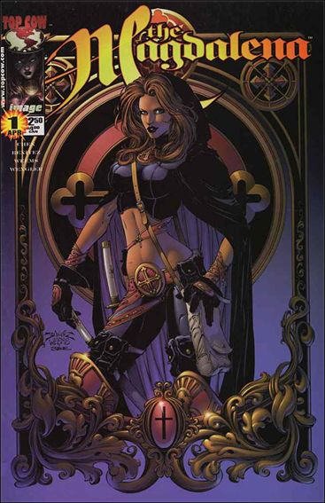 Magdalena (2000) 1-A by Top Cow
