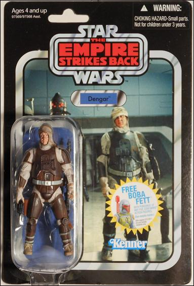 "Star Wars: Vintage Collection 3 3/4"" Figures Dengar by Hasbro"