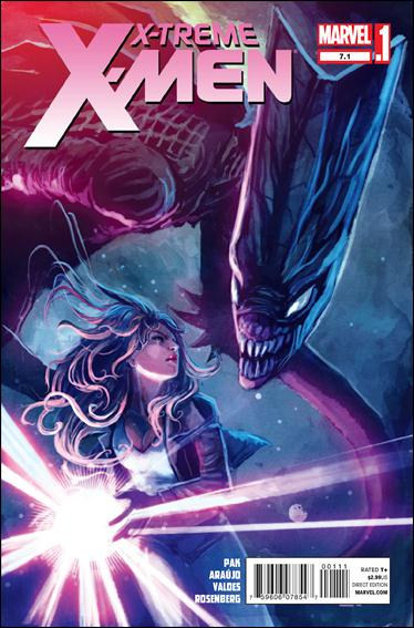 X-Treme X-Men (2012) 7.1-A by Marvel