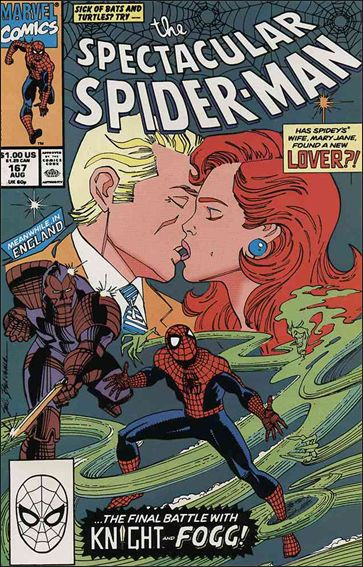 Spectacular Spider-Man (1976) 167-A by Marvel