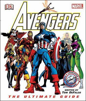 Avengers: The Ultimate Guide 1-A by DK Publishing