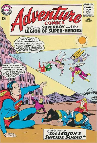 Adventure Comics (1938) 319-A by DC