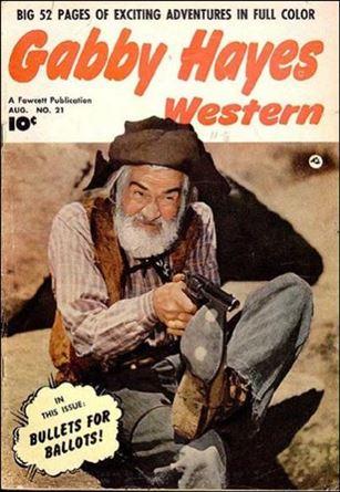 Gabby Hayes Western 21-A