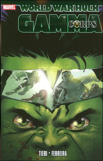 Hulk WWH - Gamma Corps nn-A by Marvel