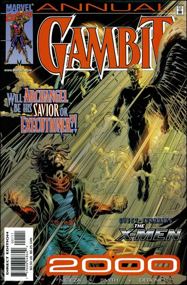 Gambit Annual 2000-A by Marvel