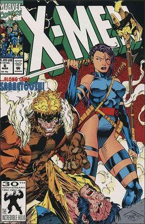 X-Men (1991) 6-A