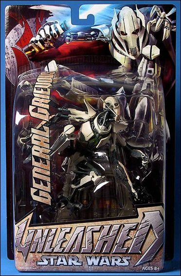 Star Wars: Unleashed General Grievous by Hasbro