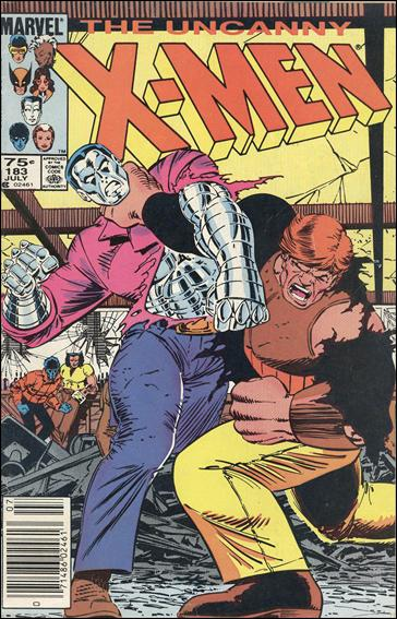 Uncanny X-Men (1981) 183-B by Marvel