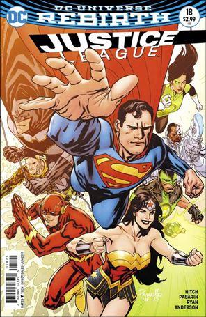 Justice League (2016) 18-B