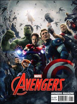 Avengers Magazine 1-B