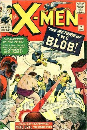 X-Men (1963) 7-A