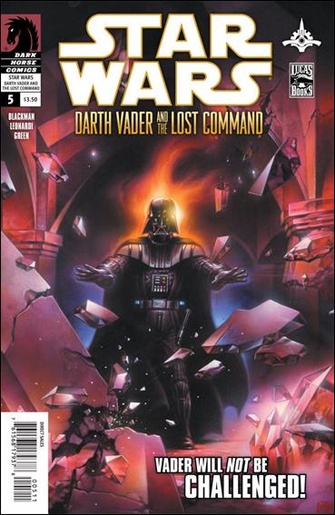 Star Wars: Darth Vader and the Lost Command 5-A by Dark Horse