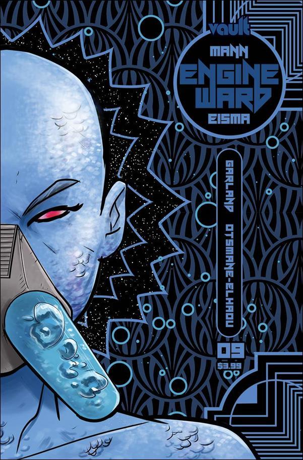 Engineward 9-A by Vault Comics